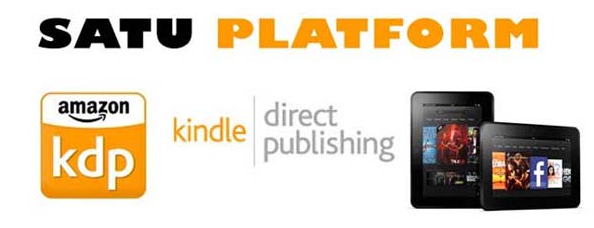 Peluang Menerbitkan Buku Digital Self Publishing di KDP Amazon
